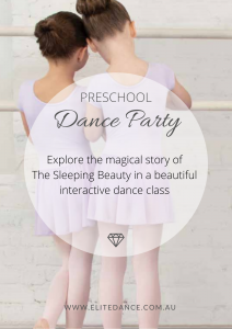 preschool dance party